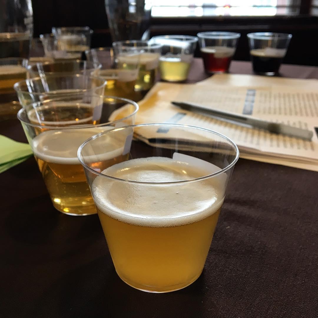 Honored to be judging beers for the Oregon Beer Awards today! So many beers, people, so many beers. #oregonbeer #beer #craftbeer #beerstagram #instabeer #widmer